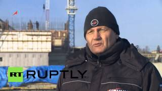 Russia: Experts give thumbs-up to new Vostochny space port