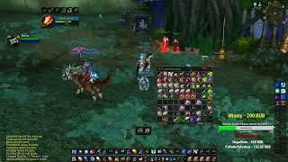 Bestburstboy / Retro WoW 1.12.1 / Mage Battleground