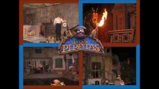 Los Piratas full onride muziek/musique