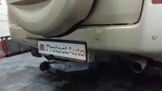 видео Фаркоп для Сузуки Гранд Витара: установка