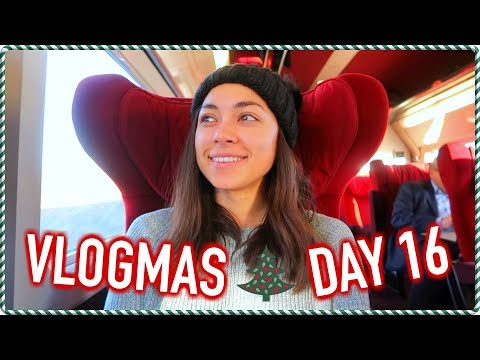 Going To Belgium for a Day!! VLOGMAS DAY 16