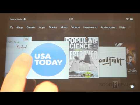 How To Download Apps On Kindle Fire HD 7