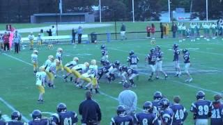 Walpole Youth Football vs. Needham B Game