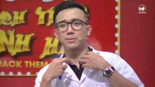 Thách Thức Danh Hài mùa 2-Tập 1: Cô giáo dạy Hoá làm Trấn Thành Việt Hương không nhịn được cười