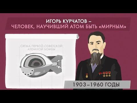 Академик Игорь Курчатов