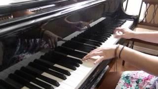purity ring bodyache piano cover