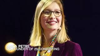 Successful CEO Episode 006 - A young successful CEO from Paris, Anca Petre.