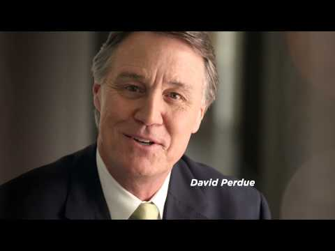 "David Perdue: 1st TV Ad ""Outsider"""