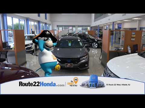 Route 22 Honda Kiss the Bull Goodbye - Honda Pilot Lease