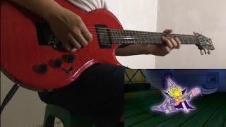 spongebob squarepants - Goofy goober rock (guitar cover) w/TABS!