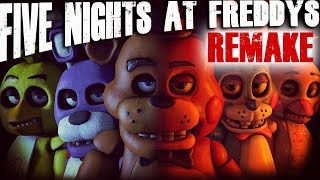 FIVE NIGHTS AT FREDDY'S (REMAKE) (Call of Duty Zombies)