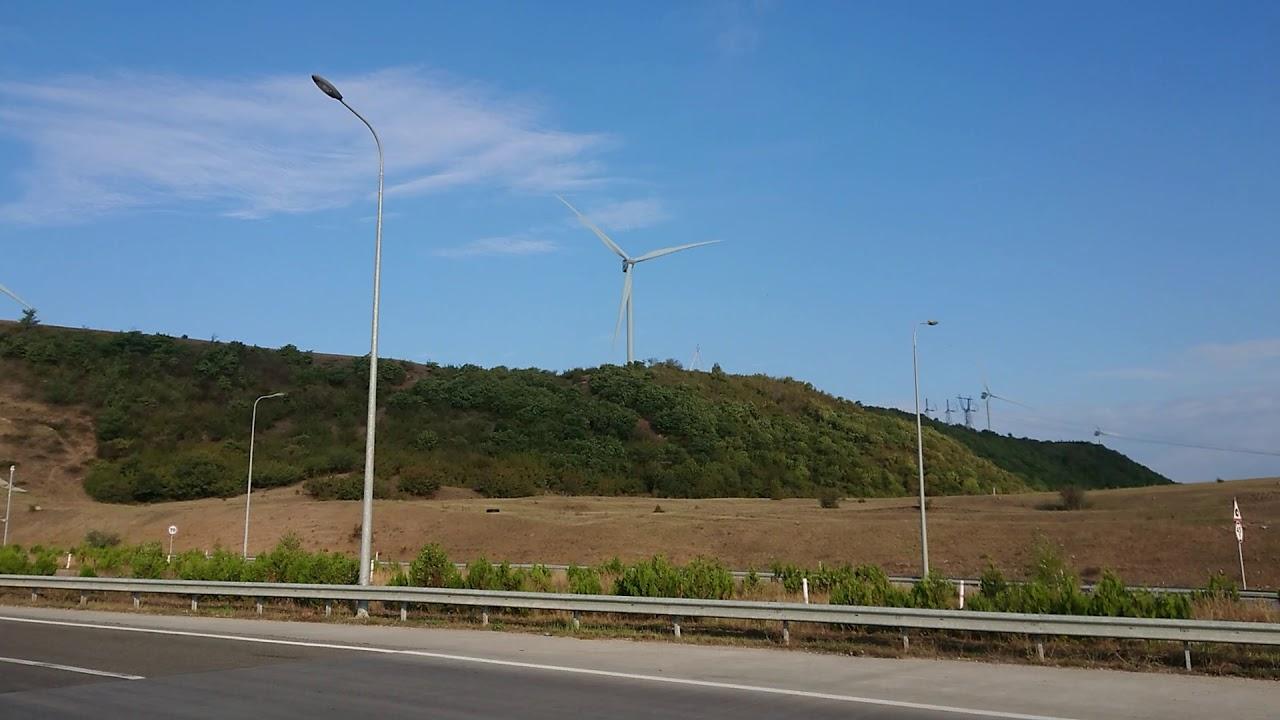 ветряки в грузии фото девушке подкачаться