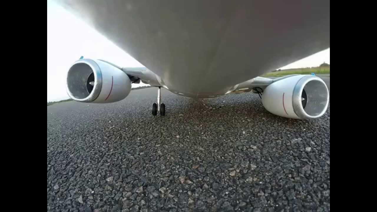 Boeing 737 Emergency Landing Gear Failure Youtube