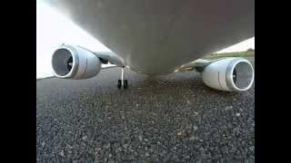 Boeing 737 emergency landing - gear failure