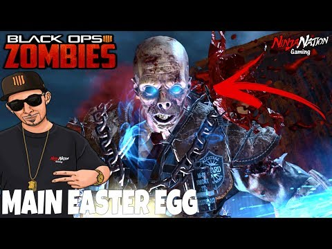 "BO4 ZOMBIES | ""BLOOD OF THE DEAD"" MAIN EASTER EGG HUNT PROGRESS 