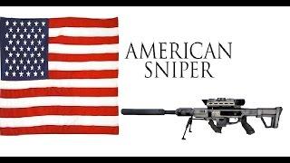 American Sniper : American biographical war drama film