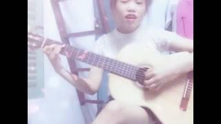 Phút Cô Đơn Ngày Mưa (Guitar)