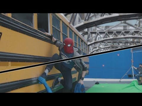 Avengers Infinity War, 2018 Visual Effect VFX Breakdown