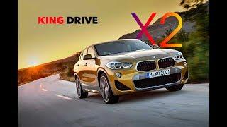 Обзор  BMW X2