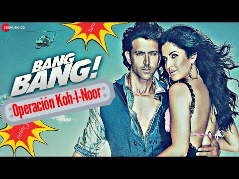 Download BANG BANG! (2014) Operación Koh-I-Noor 💥 Película COMPLETA en Español 🎥 Hrithik Roshan, Katrina Kaif