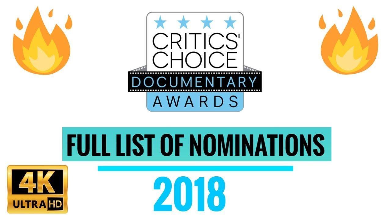 Critics' Choice Awards: The winners list - CNN