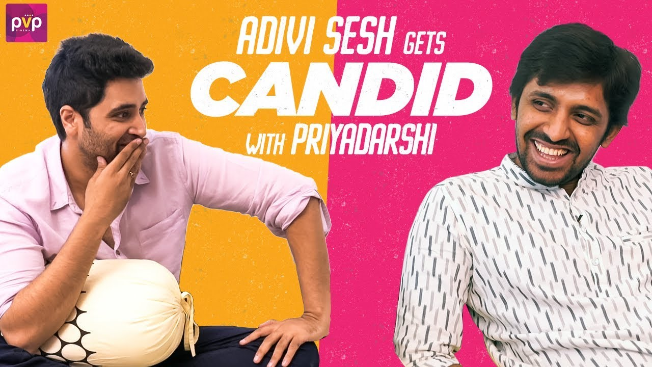 Adivi Sesh and Priyadarshi Uncut Interview | Evaru Movie | Regina Cassandra | PVP CINEMA