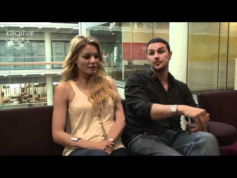 '71 Degrees North' Paddy McGuinness, Charlotte Jackson: 'I'm A Celebrity is a walk in the park'