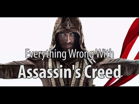 Everything Wrong With Assassin's Creed In 13 Minutes Or Less