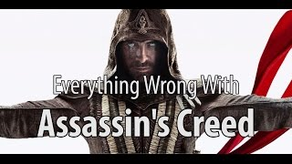 Everything Wrong With Assassin