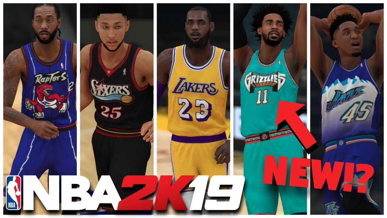 8abee3718 NBA 2K19