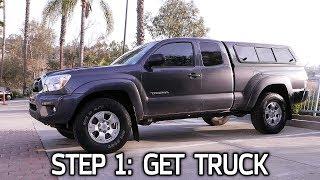 Step 1: Get Truck