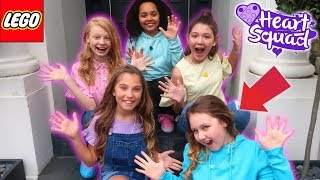 MY BIG SECRET REVEALED!! *LEGO Friends Heart Squad Girls*
