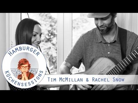 "Tim McMillan & Rachel Snow ""Crosses"" (Jose Gonzalez) live @ Hamburger Küchensessions"