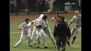 Sheffield vs. Carmona fight Indians vs. Tigers