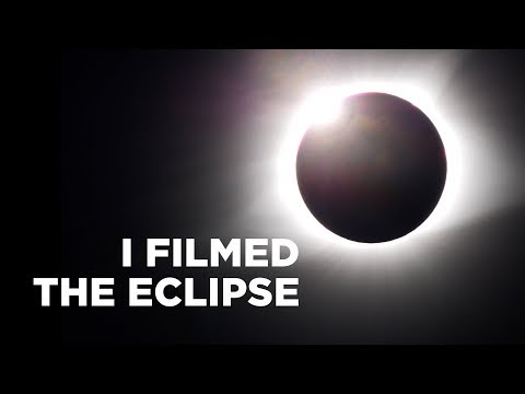 I Filmed the Solar Eclipse | Hey.film podcast ep31
