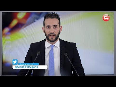 Canal France Algérie JT Sportif 18 07 2017