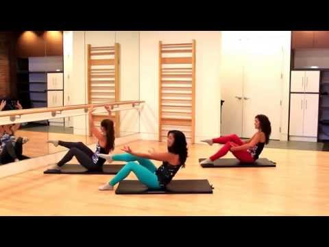 Barre Fitness |  Abs Workout | Mat Core Workout