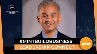 'MINTBUILDBUSINESS' Leadership series with  Tiger Tyagarajan, Puneet Chandok and Jaideep Mehta