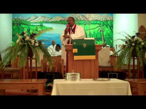 Pastor Charles Howard sermon - IT'S MY SEASON