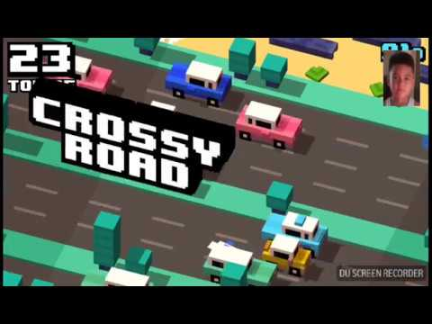 Crossy Road Parte 2 - Videos de Juegos Android