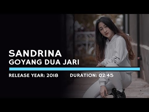 Sandrina - Goyang Dua Jari (Lyric)