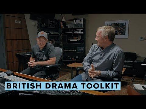 Introducing: British Drama Toolkit