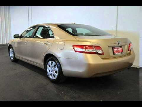 Toyota Camry Colors >> 2011 Toyota Camry Gold Spokane Valley WA - YouTube