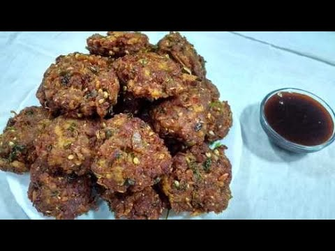 Lachedar Aloo Keema Pakodi | keema pakora recipe | Aloo Keemay ke Kabab, Cutlets,