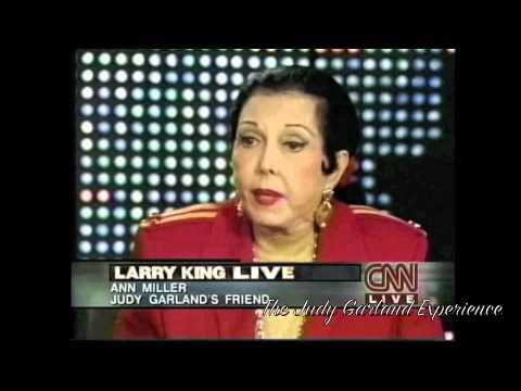 REMEMBERING JUDY GARLAND Mickey Rooney Ann Miller Lorna Luft