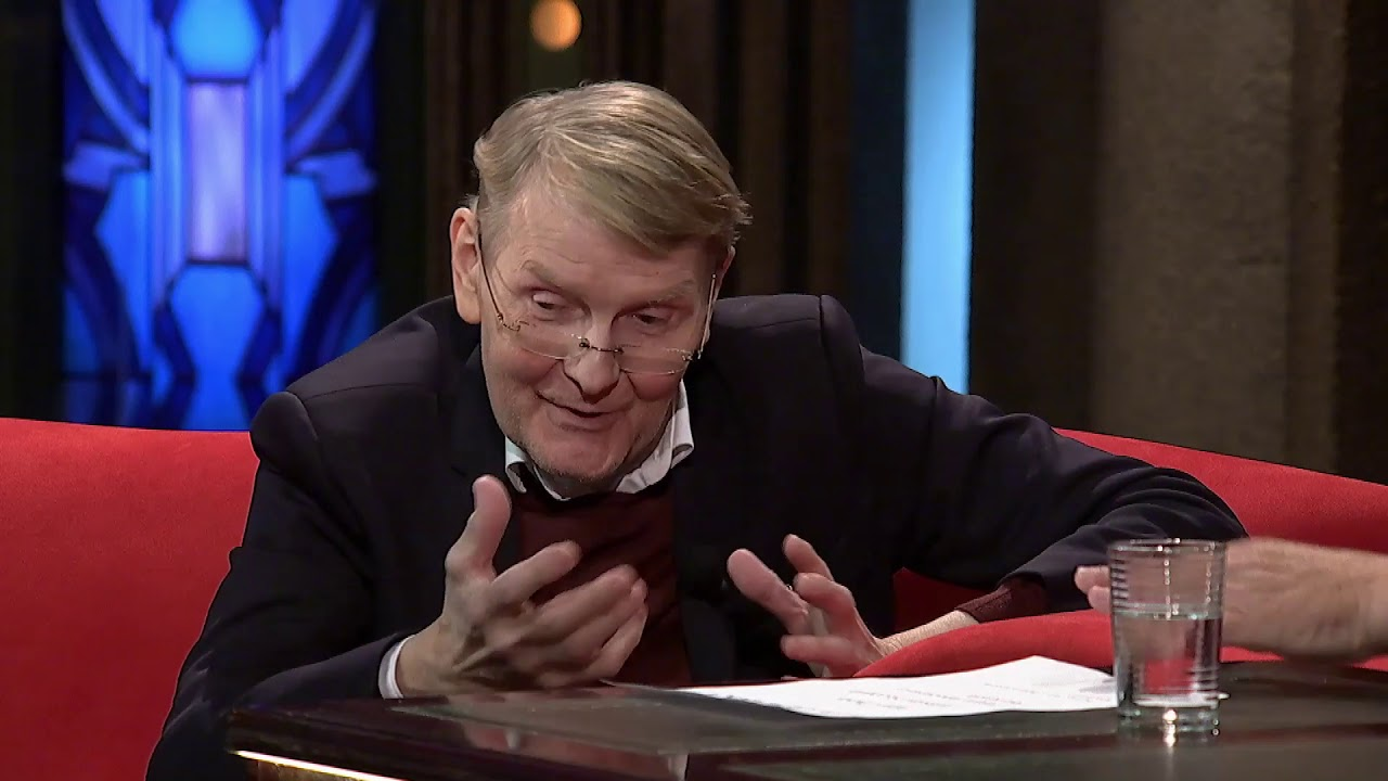 2. Jaroslav Svoboda - Show Jana Krause 21. 11. 2018