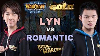 WC3 - WGL Winter '19 - Semifinal: [ORC] Lyn vs. Romantic [HU]