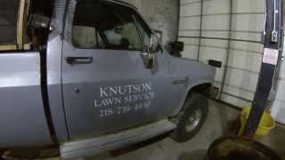 85 chevy dump truck