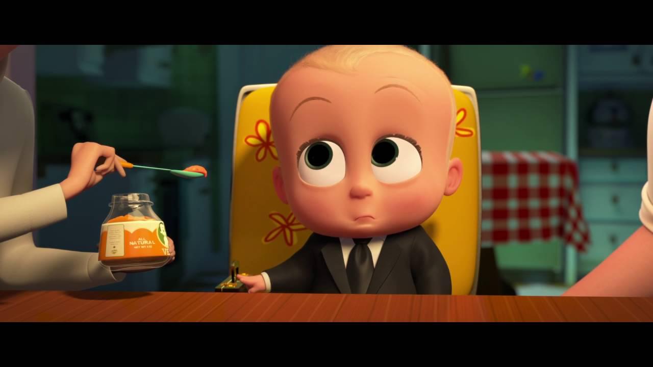 The Boss Baby Trailer Legendado Em Portugues Pt Youtube