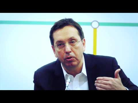 Sotirios Marinidis, Procter & Gamble - interview at FMCG in Russia 2014